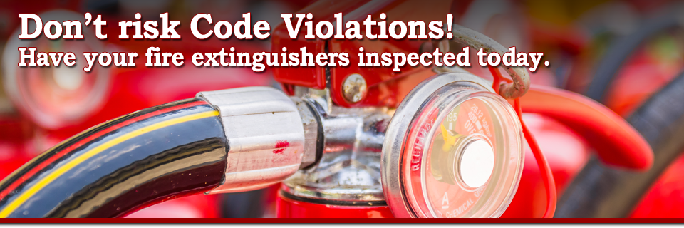 NY fire extinguisher inspection